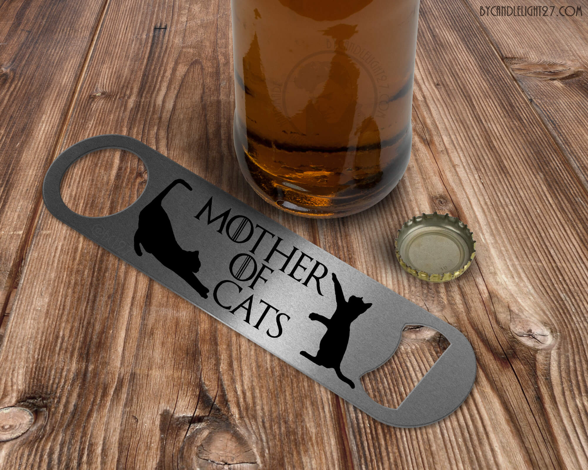 Mother Of Cats - Game of Thrones Bar Blade - ByCandlelight27