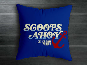 Scoops Cushion - ByCandlelight27