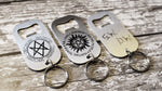 Supernatural Bottle Opener Keyring - ByCandlelight27
