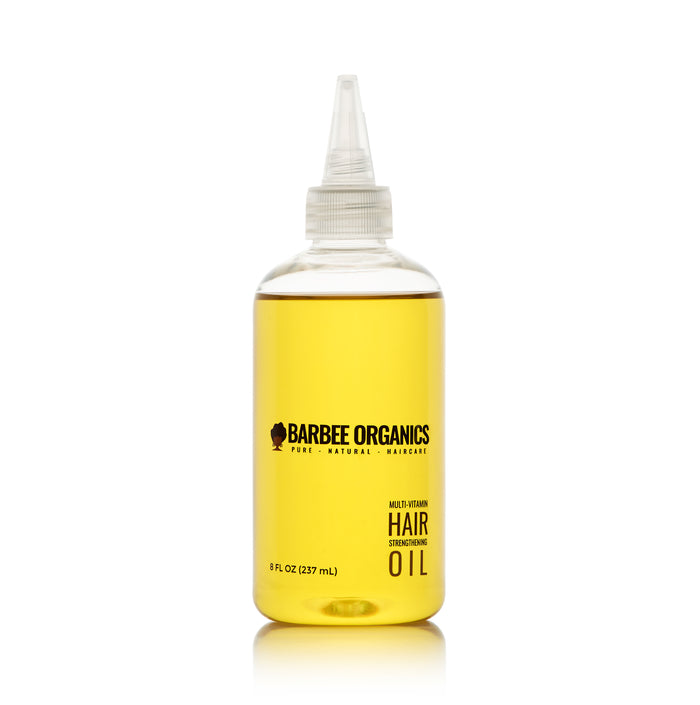 Multi-Vitamin Hair Strengthening Oil