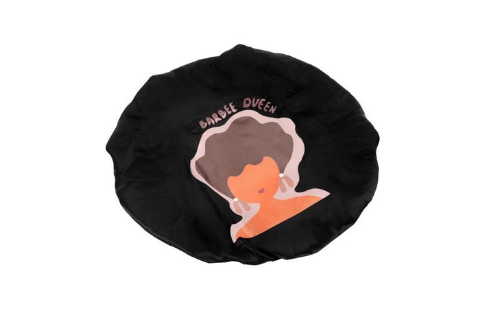 Barbee Queen Satin Bonnet