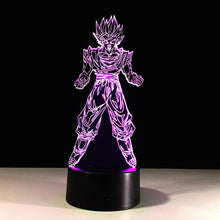 Load image into Gallery viewer, Lamps @ Seasonal Hub 3D Dragonball Z