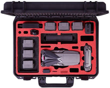Laden Sie das Bild in den Galerie-Viewer, MC-CASES® Koffer für DJI Mavic 2 Pro & Zoom - EXPLORER EDITION - mit viel Platz für Zubehör (Smart Controller + Standard Controller) - Made in Germany