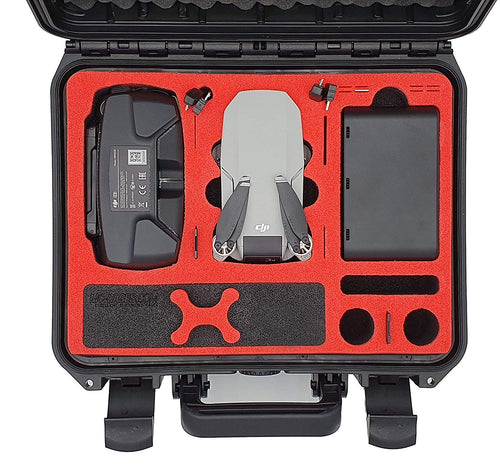 Custodie MC-CASES® per DJI Mavic Mini e accessori - Explorer Edition per il Fly More Combo - Made in Germany
