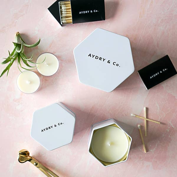 Aydry & Co. | Shootig Star | Scented Candle