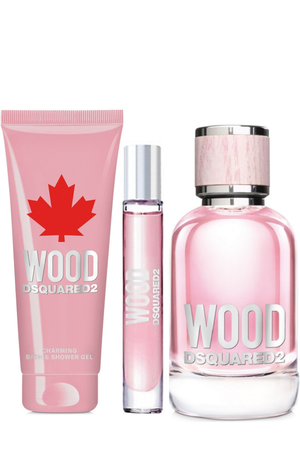 DSQUARED2 Wood | 3 Piece Gift Set EDT