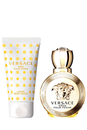Versace | Eros Pour Femme 2 Piece Travel Set EDT