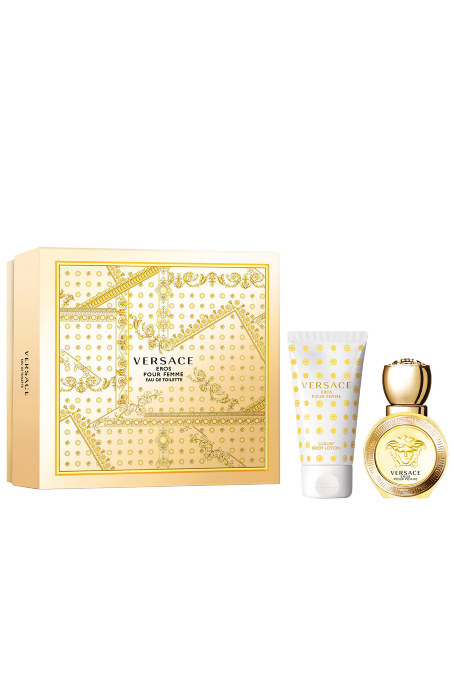 Versace Eros | 2 Piece Travel Set EDT