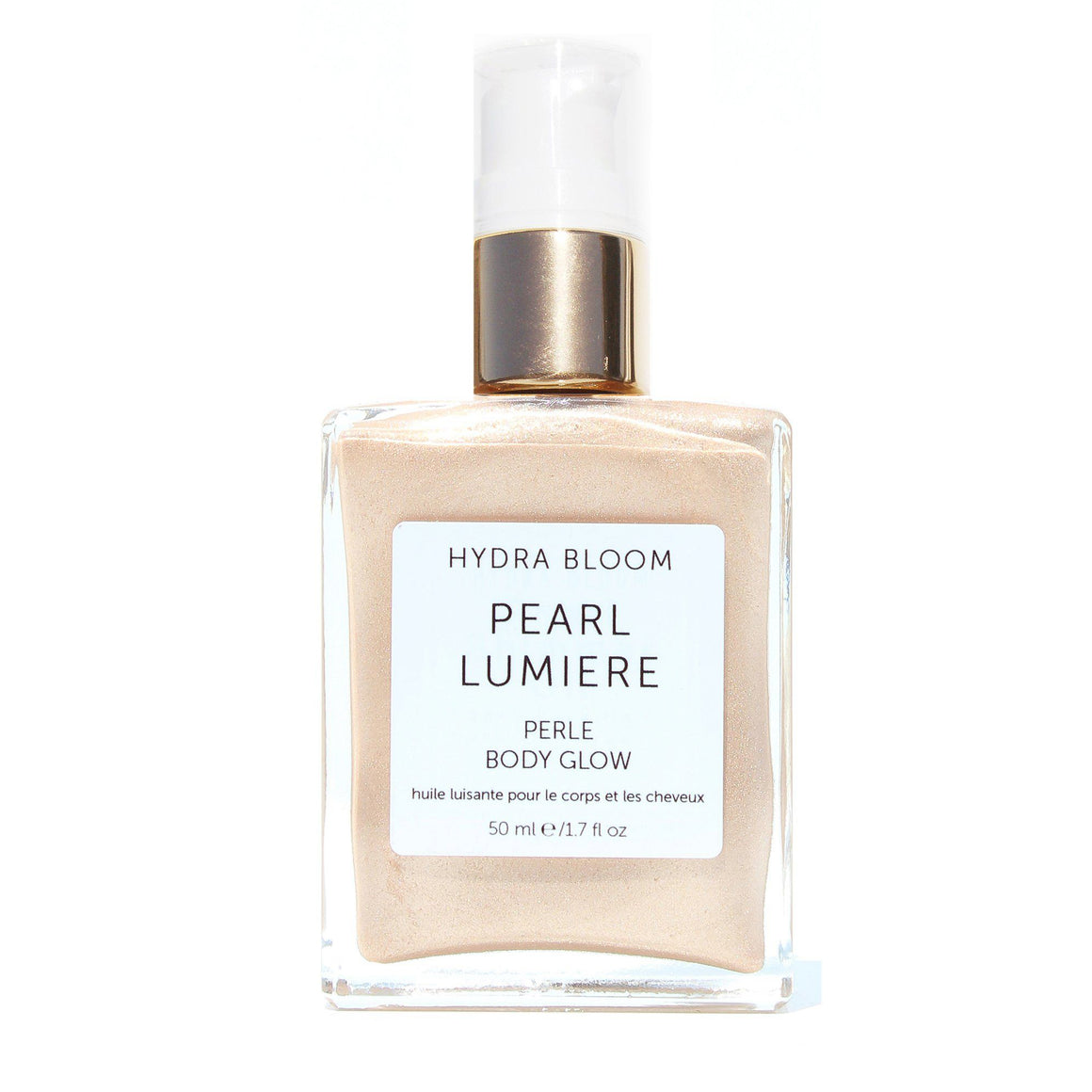 Hydra Bloom Pearl Body Glow