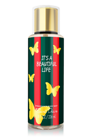 Secret Desire | It's a Beautiful Life | Body Mist