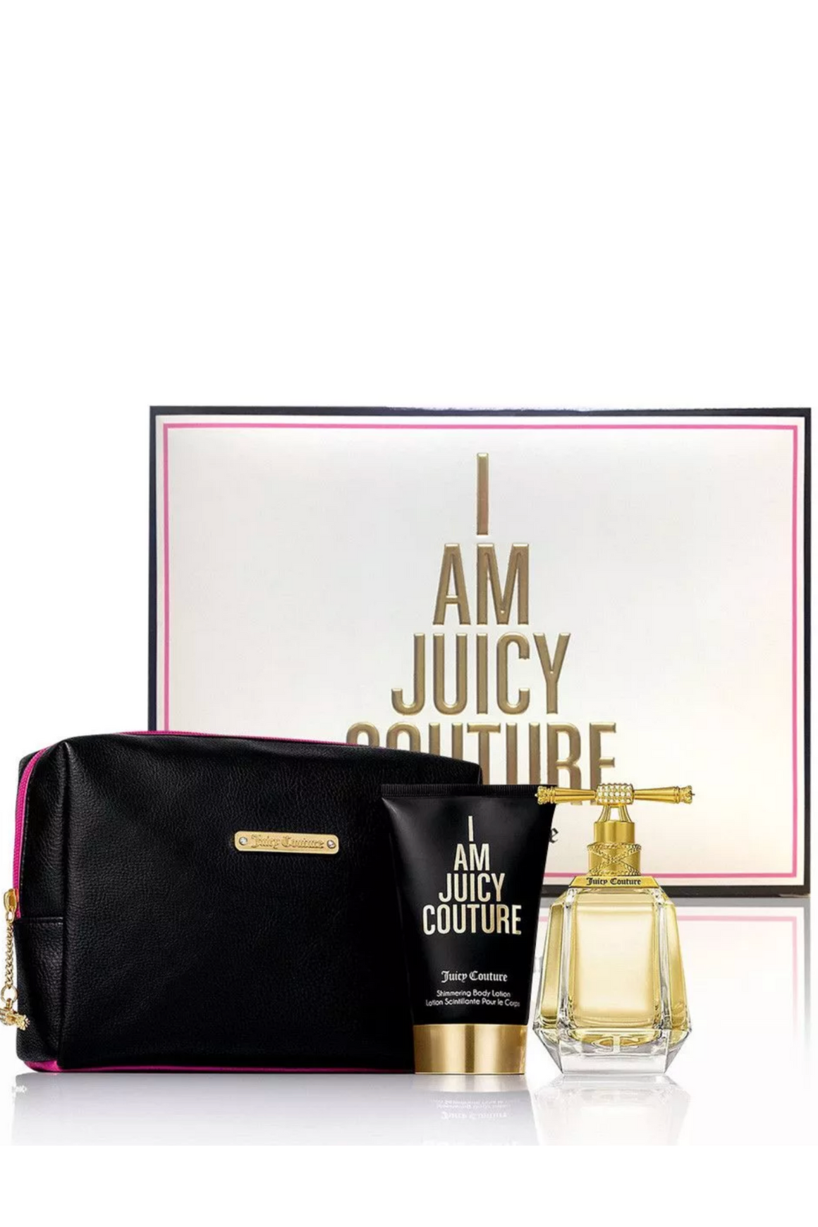 Juicy Couture | I Am Juicy Couture EDP | 2 pc Travel Set