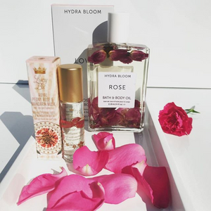 Hydra Bloom | Rose Bath & Body Oil