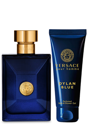 Versace | Dylan Blue For Him | 2 Piece Set EDT