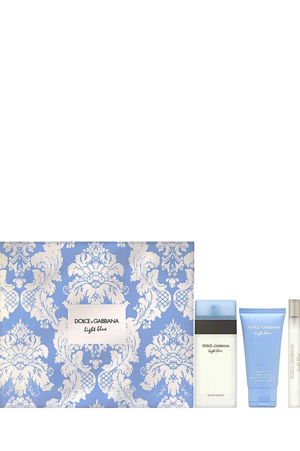 Dolce & Gabbana | Light Blue EDT 3 Piece Gift Set