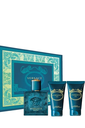 Versace | Eros for Men EDT 3 Piece Set