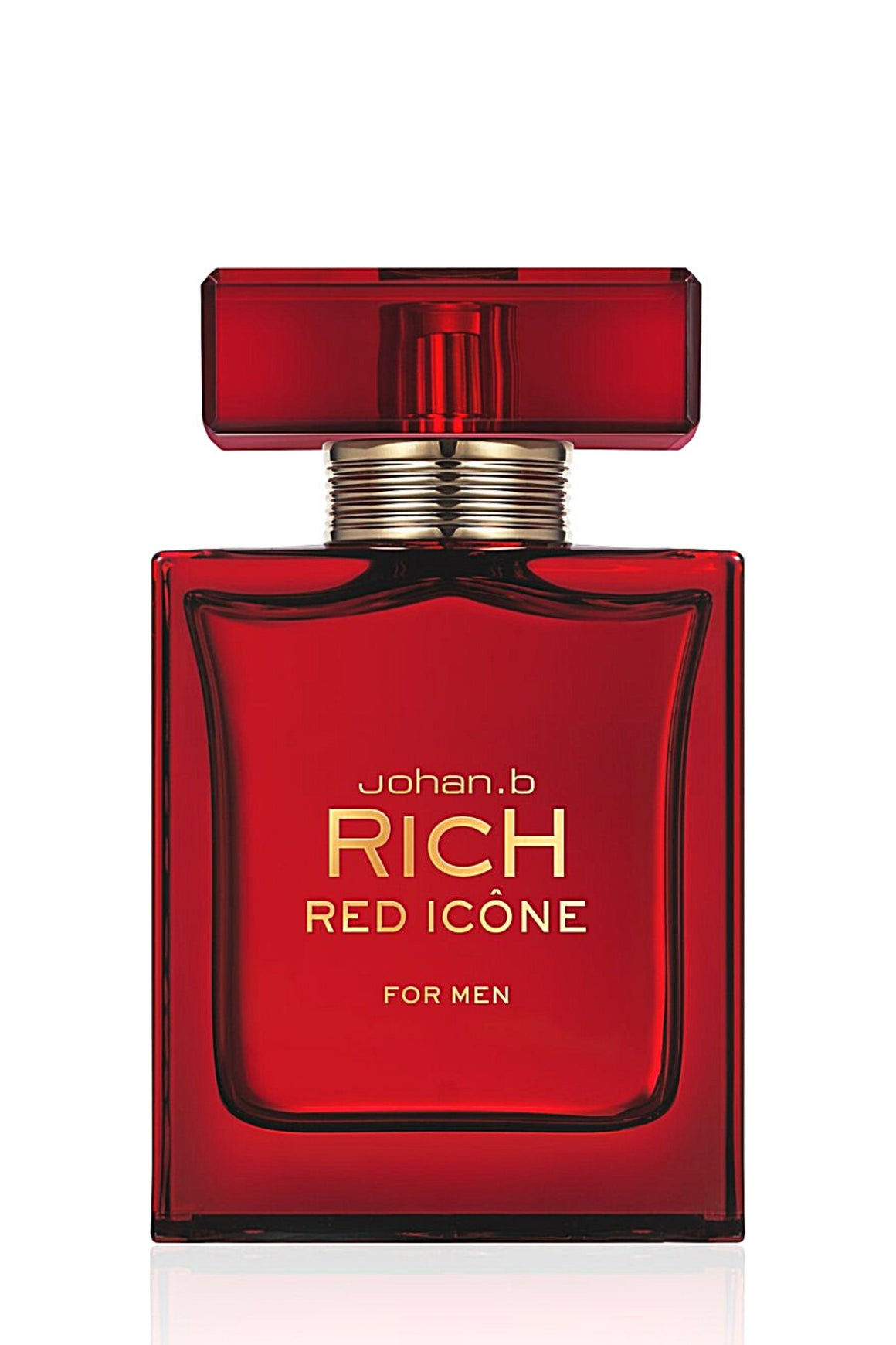Johan B | Rich Icone Red EDP