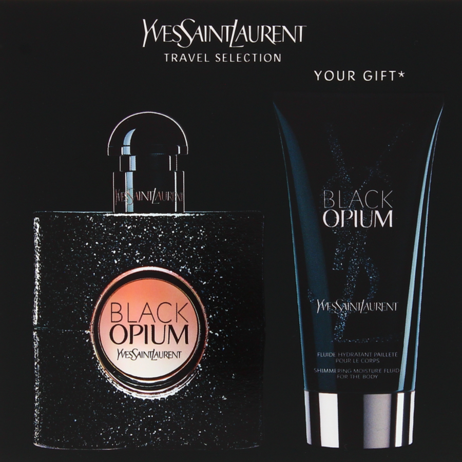 Yves Saint Laurent | Black Opium 2 Piece Gift Set EDP