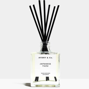 Aydry & Co. | Japanese Yuzu | Room Diffuser