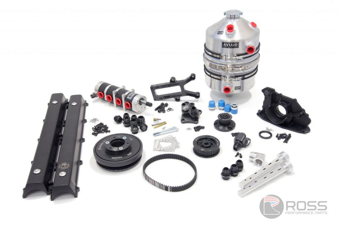 Ross Performance Parts Nissan RB 4WD Dry Sump Kit (4 Stage)
