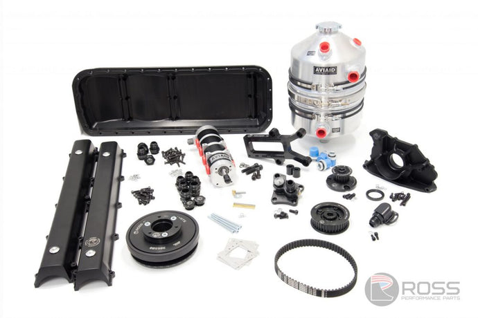 Ross Performance Parts Nissan RB RWD Dry Sump Kit