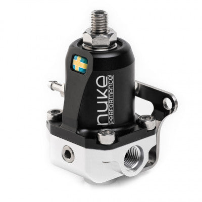Nuke Performance FPR100s Fuel Pressure Regulator