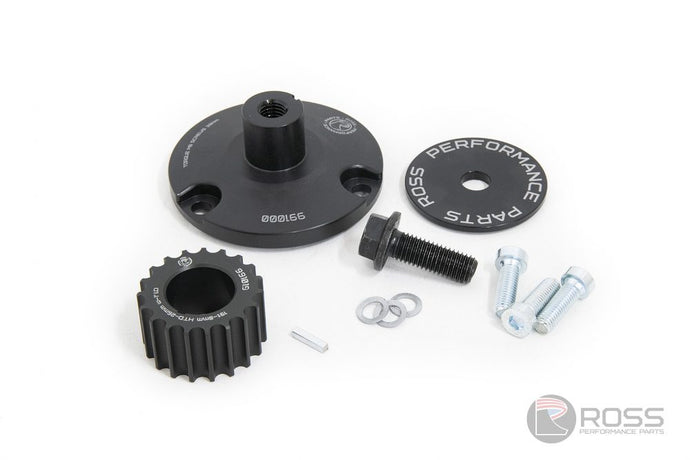 Ross Performance Parts Dry Sump Drive Adaptor with 19T HTD Pulley