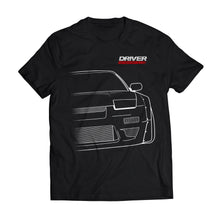 Driver Motorsports Rocket 180SX Mens T-Shirt in Black
