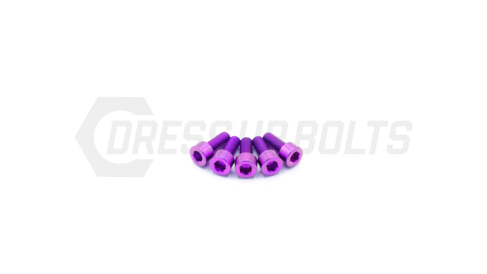 1JZ-GE | 2JZ-GE Titanium Dress Up Bolts Engine Kit - DressUpBolts.com