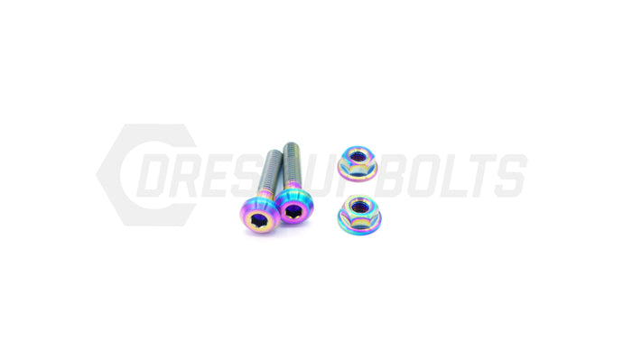 1JZ-GTE | 2JZ-GTE Titanium Dress Up Bolts Throttle Body Kit - DressUpBolts.com
