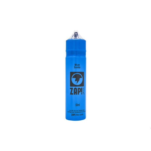 Blue Soda E-Liquid By Zap! Juice 50ml Shortfil