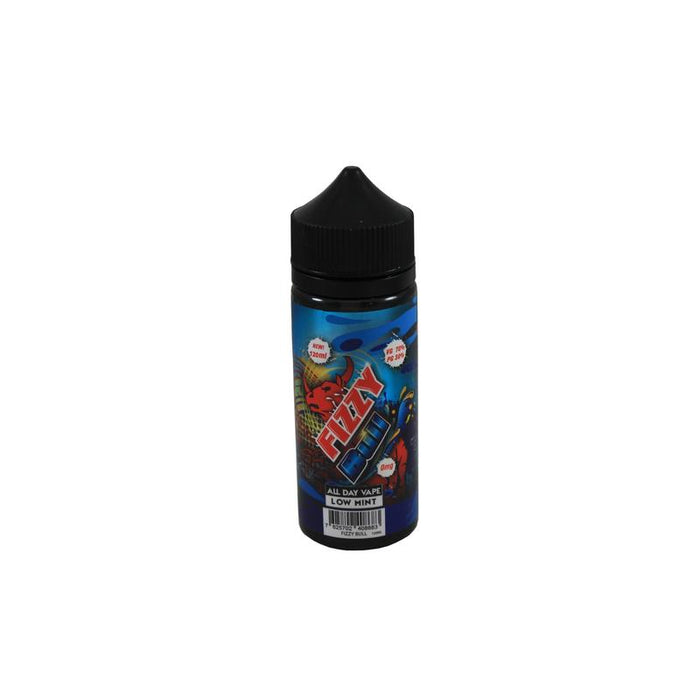 Bull By Fizzy Juice  - 0mg  Shortfill  120ml