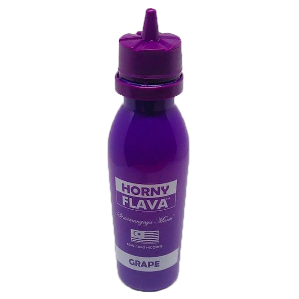 Grape E-Liquid By Horny Flava 55ml Short Fill