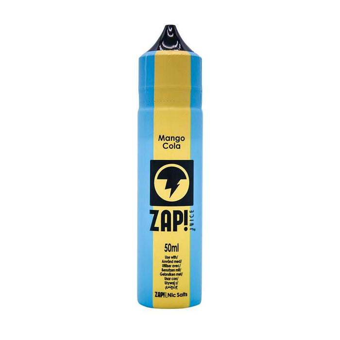 Mango Cola E-Liquid By Zap! Juice 50ml Shortfill