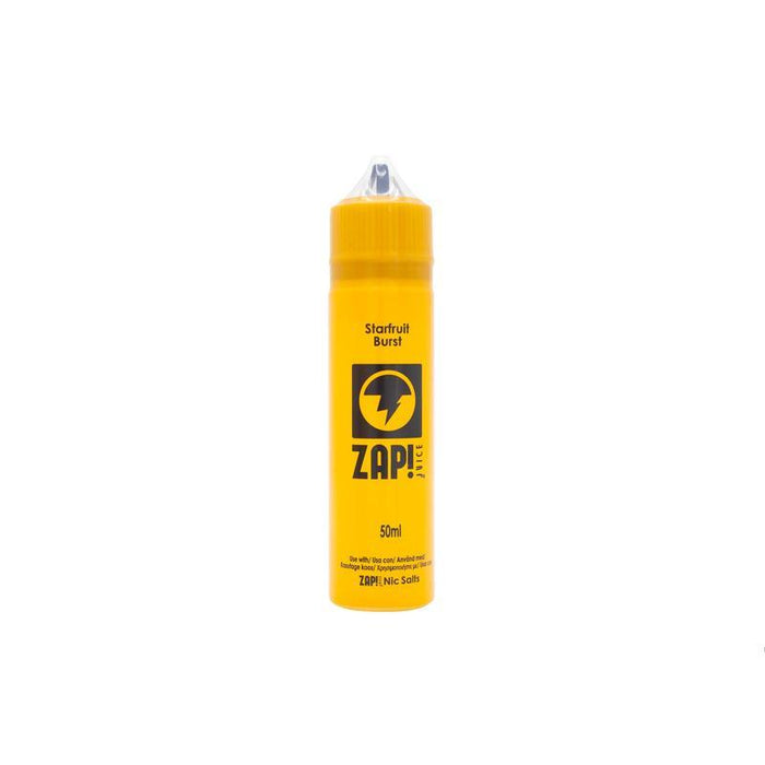 Starfruit Burst E-Liquid By Zap! Juice 50ml Shortfill