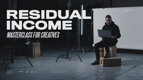 Residual Income for Creatives