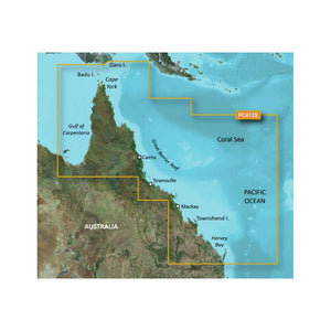 Garmin BlueChart® g2 Vision® HD - VPC413S - Mornington I. - Hervey Bay - microSD™-SD™