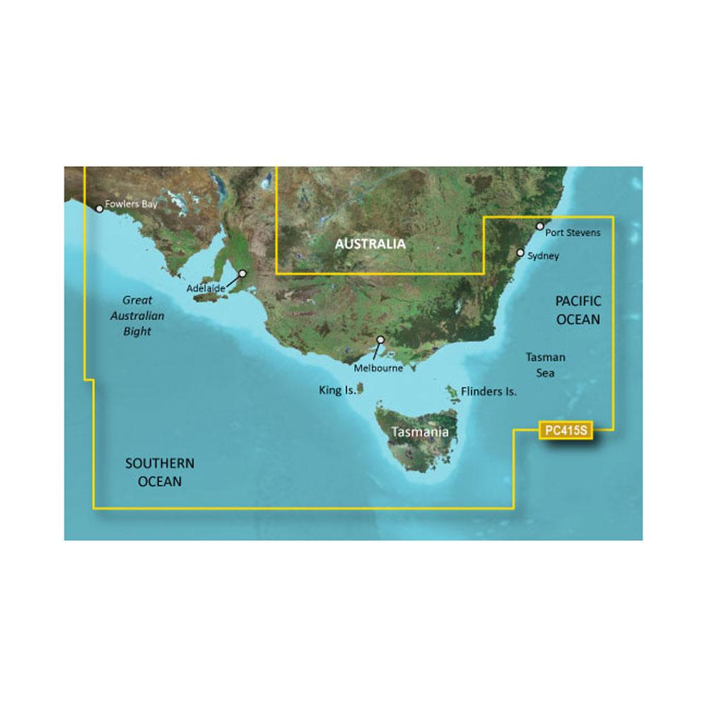 Garmin BlueChart® g2 Vision® HD - VPC415S - Port Stephens - Fowlers Bay - microSD™-SD™