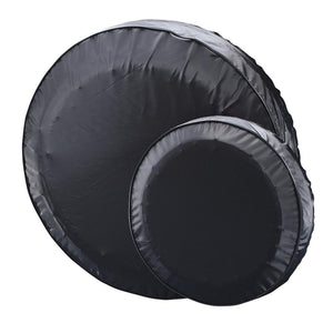 "C.E. Smith 15"" Spare Tire Cover - Black"