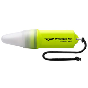 Princeton Tec ECO FLARE 10 Lumen LED Marker Light - Neon Yellow