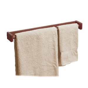 Whitecap Teak Long Towel Rack - 22""