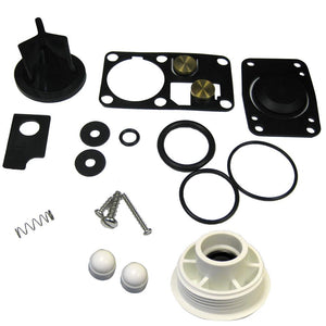 Jabsco Service Kit f-Manual 29090 & 29120 Series Toilets - 1998-2007
