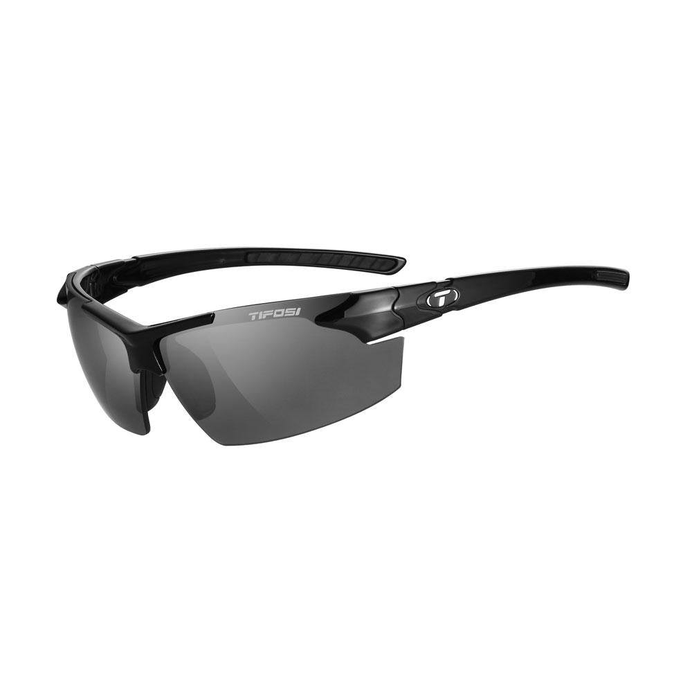 Tifosi Jet FC Single Lens Sunglasses - Gloss Black