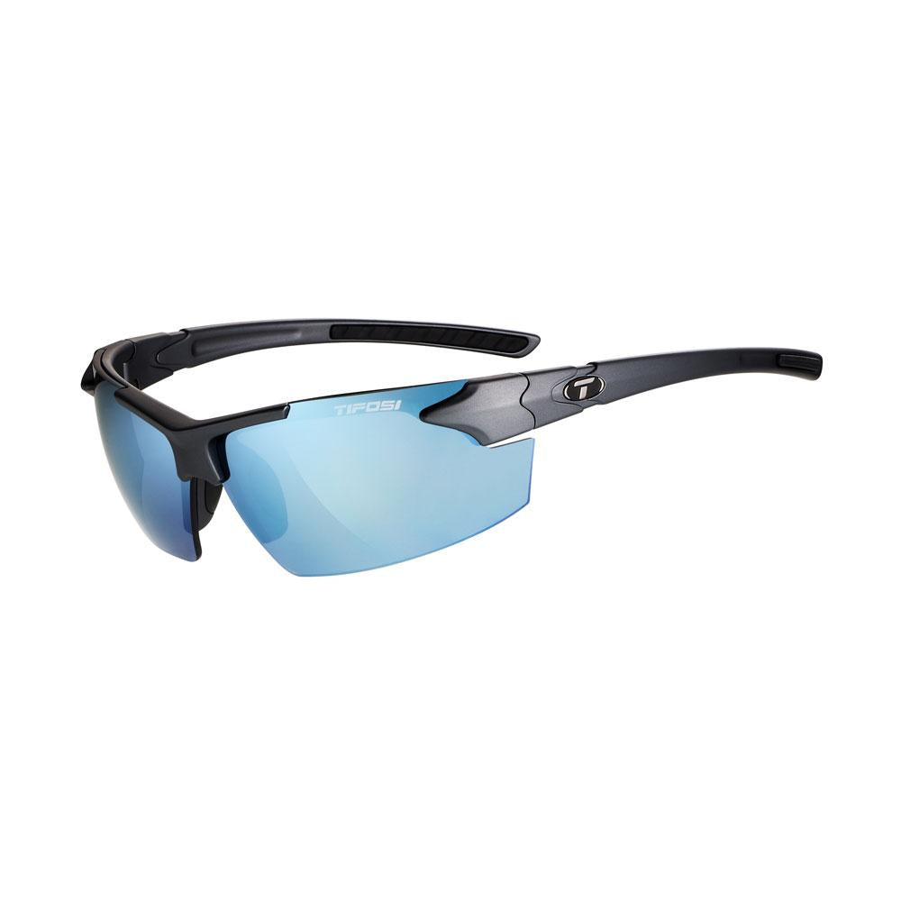 Tifosi Jet FC Single Lens Sunglasses - Matte Gunmetal