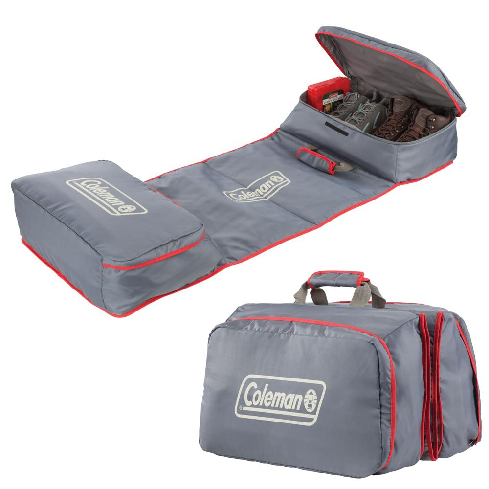 Coleman Carryall Camp Mat - Red-Grey