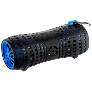 Boss Audio MRBT200 Portable Marine Bluetooth Stereo Speaker - Black-Blue