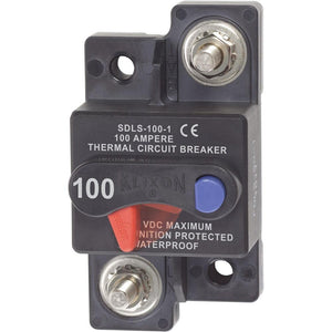 Blue Sea 7177 Klixon Circuit Breaker - Surface Mount 100A