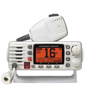 Standard Horizon GX1300W Eclipse Ultra Compact Fixed Mount VHF - White