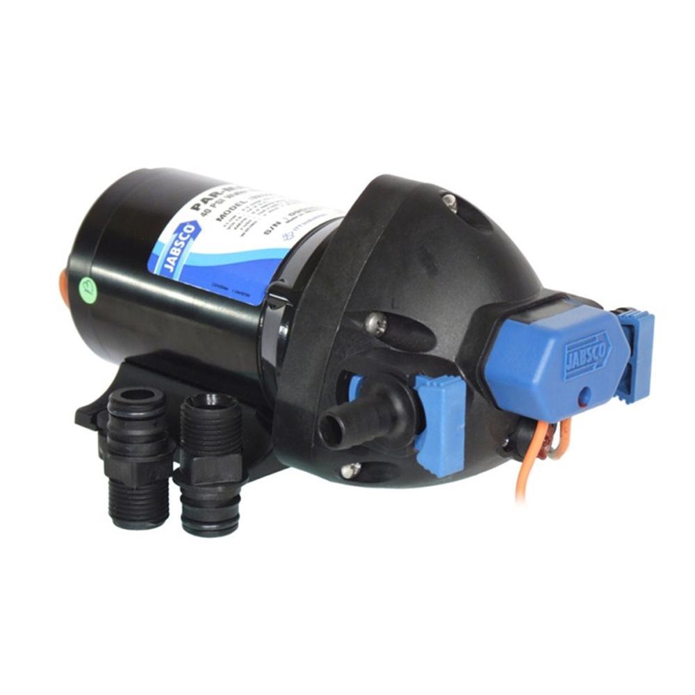 Jabsco PAR-Max Automatic Water System Pump - 3.5GPM - 40PSI - 24VDC