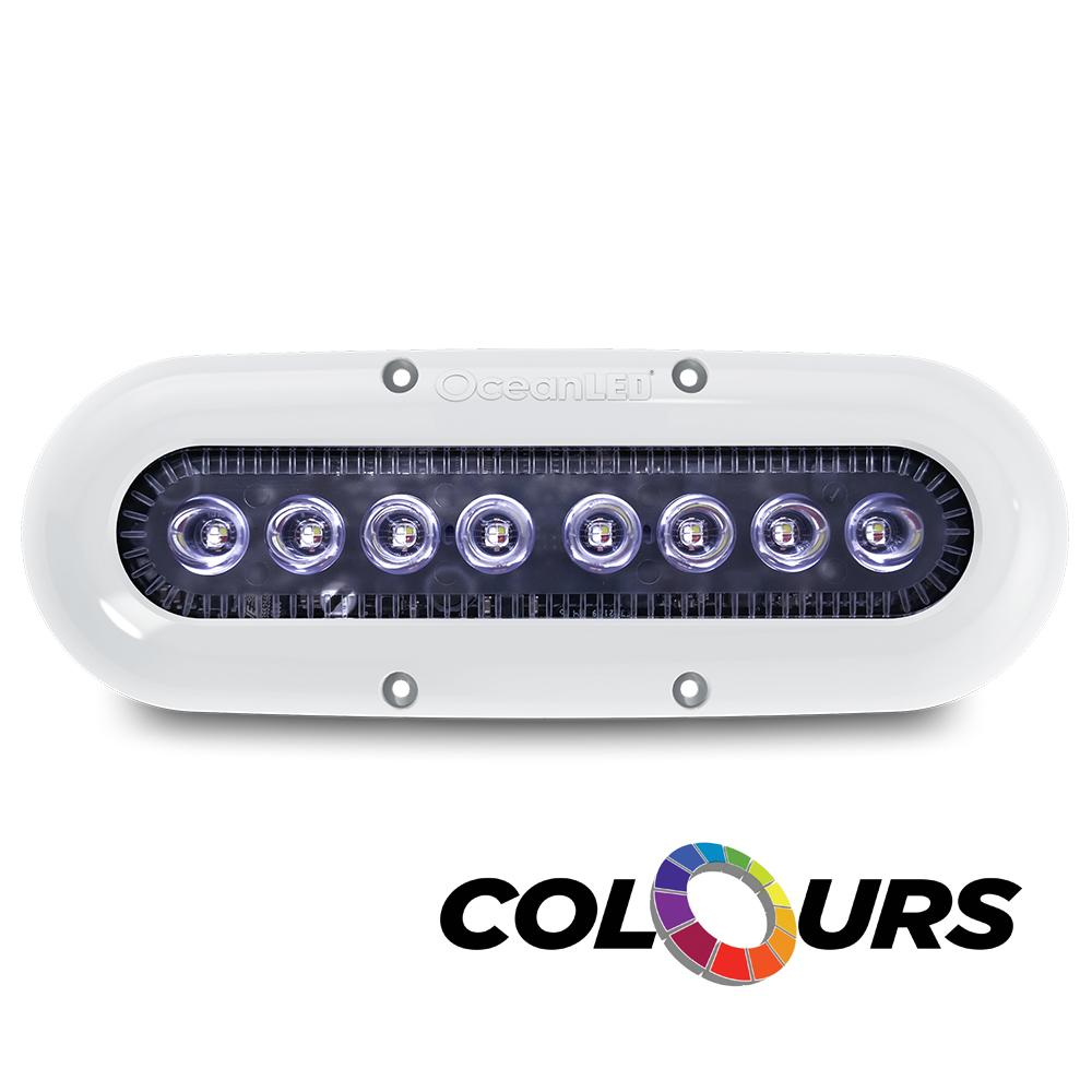 OceanLED X-Series X8 - Colours LEDs