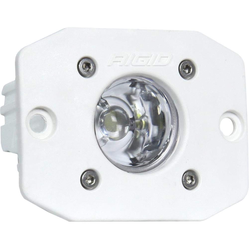 Rigid Industries Ignite Flush Mount Flood - White LED
